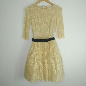 Wheels & Dollbaby Malibu Lace Picnic Bridal Dress